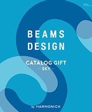 BEAMS CATALOG GIFT Sky