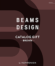 BEAMS CATALOG GIFT Brown